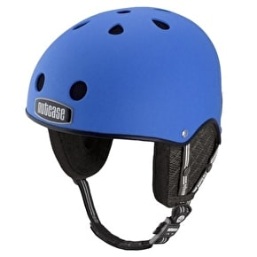 Nutcase Classic Snow Helmet - Atlantic Blue Matte