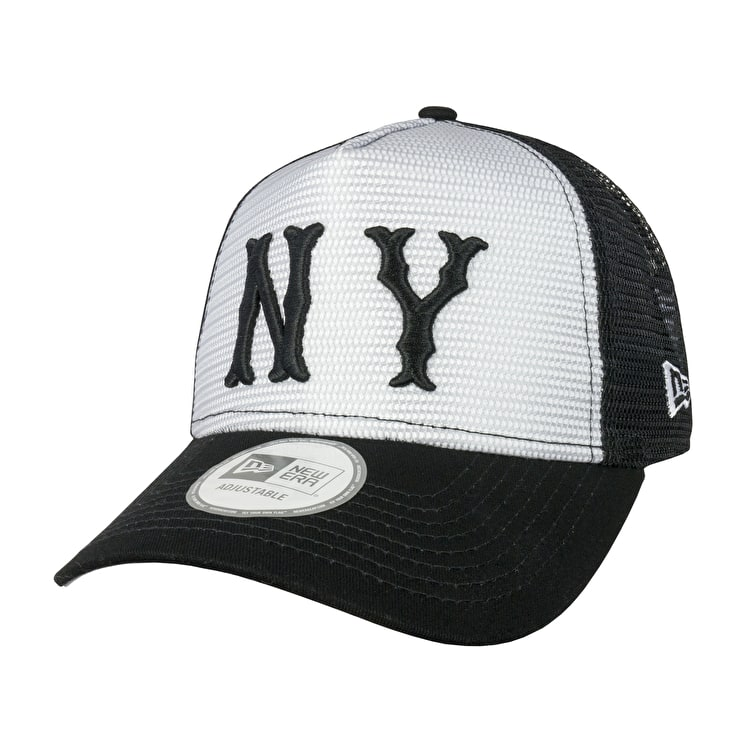 New Era Coop Mesh MLB New York Cap - Black/Grey