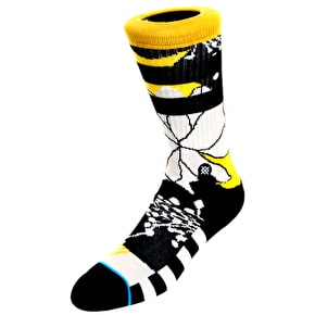 Stance Side Step Socks - Transfer