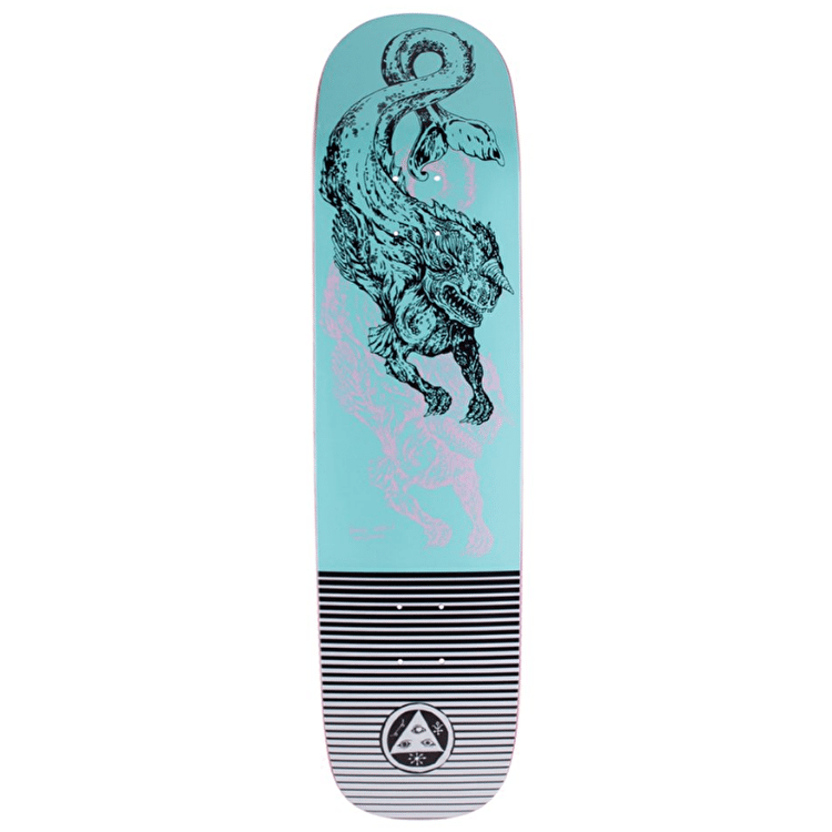 Welcome Cetus On Yung Niburu Skateboard Deck - 8.25""
