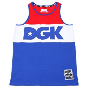 DGK Int'ly Known Tank Top - Red