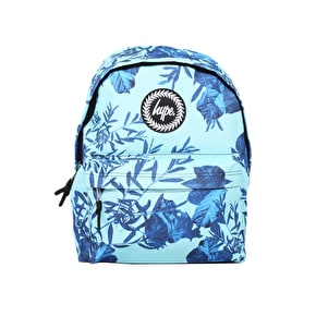 Hype Jungle Blue Backpack