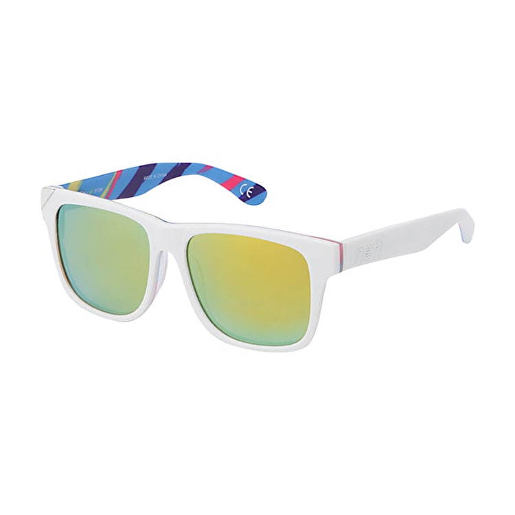 Neff Thunder Sunglasses - White Wild Tiger