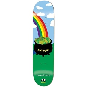 Enjoi Skateboard Deck - Pot-O-Pot R7 Berry 8.25
