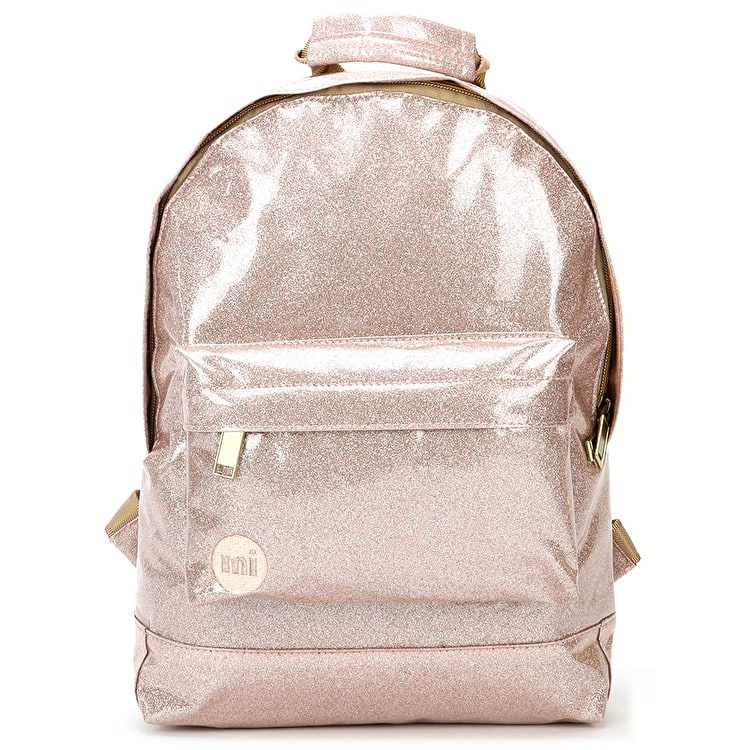 Mi-Pac Mini Glitter Backpack - Champagne