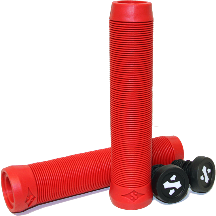 Sacrifice S Bar Grips - Red