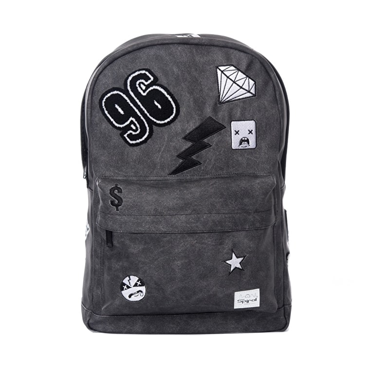 Spiral OG Backpack - Monochrome Patch