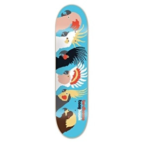 Birdhouse Skateboard Deck - Birds Hawk 8