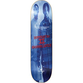 Baker Skateboards Menace To Sobriety Skateboard Deck - 8.0