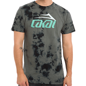 Lakai Lightning Tonal T-Shirt - Charcoal