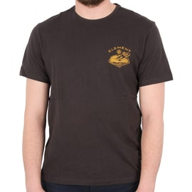 Element River Keeper T-Shirt - Off Black