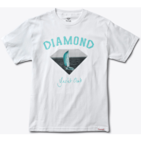 Diamond OG Yacht Club T-Shirt - White