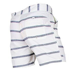 WeSC Omril Board Shorts - White