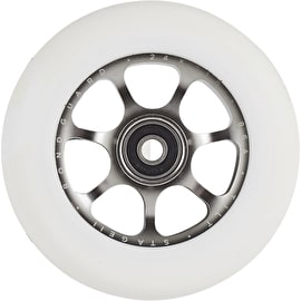 Tilt Stage II Spoked Core Scooter Wheel 110mm - White