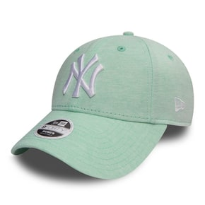 New Era Jersey 9Forty- New York Yankees Cap - Clear Mint/Optic White