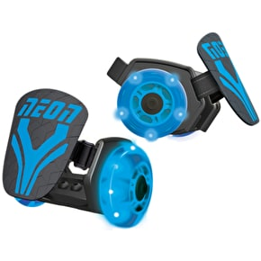 Neon Light Up Street Rollers - Blue