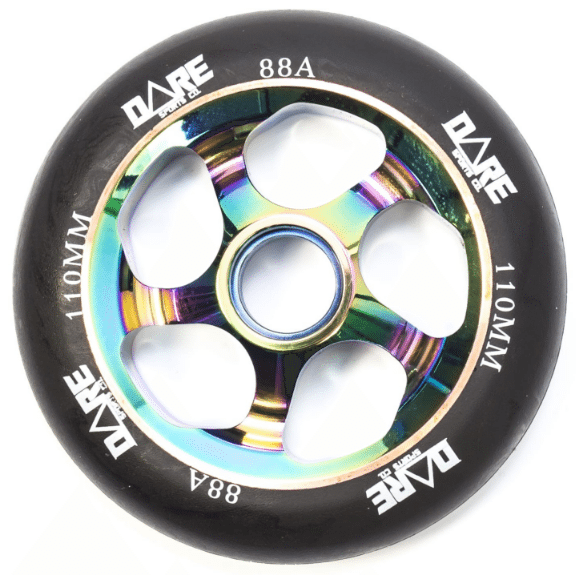 Image of Dare Motion Scooter Wheel - Neochrome 110mm
