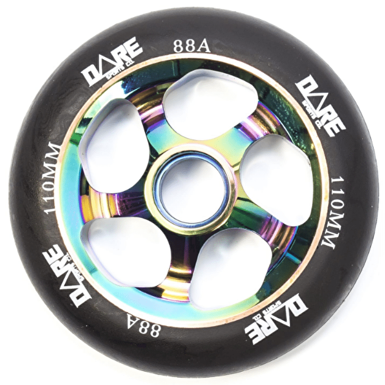 Dare Motion Scooter Wheel - Neochrome 110mm