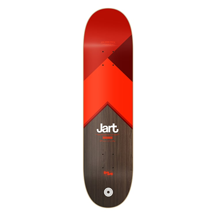 Jart Royal Skateboard Deck - 8.125""