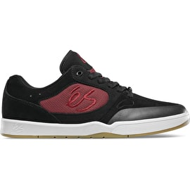 eS Swift 1.5 Skate Shoes - Black/Red