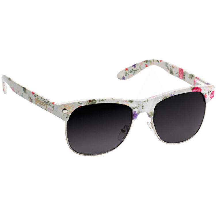 Glassy Sunhaters Shredder - Floral White