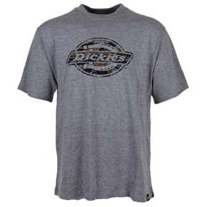 Dickies Horseshoe T-Shirt - Grey