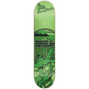 Cliché Skateboard Deck - Street Series R7 Winter 8