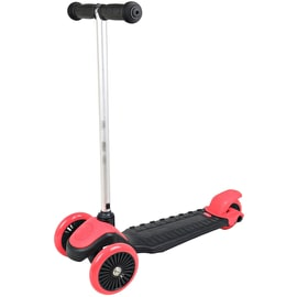 Maui And Sons Mini Sharkman Complete Scooter - Black/Red