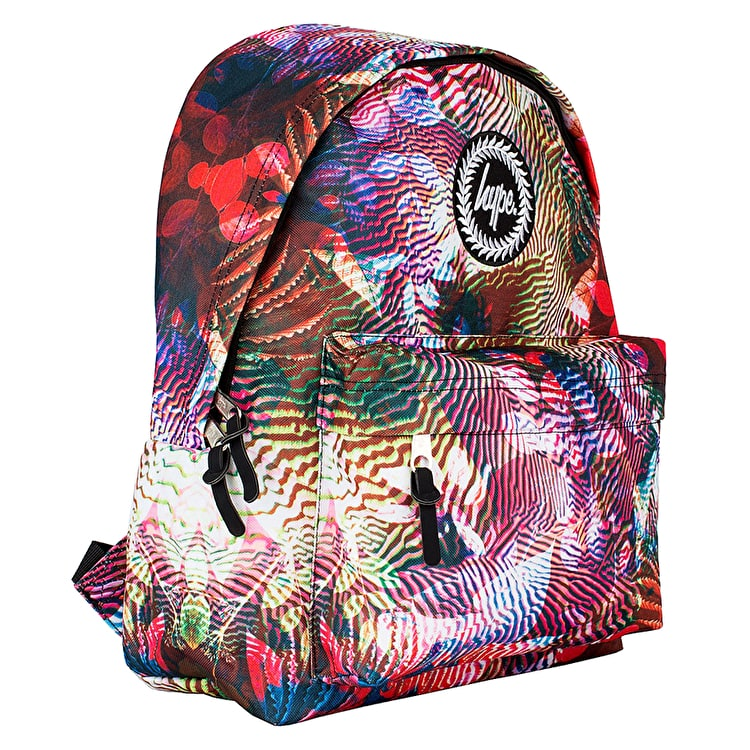 Hype Tropical Wave Backpack