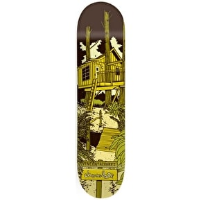 Chocolate Tree House Skateboard Deck - Alvarez 8.25