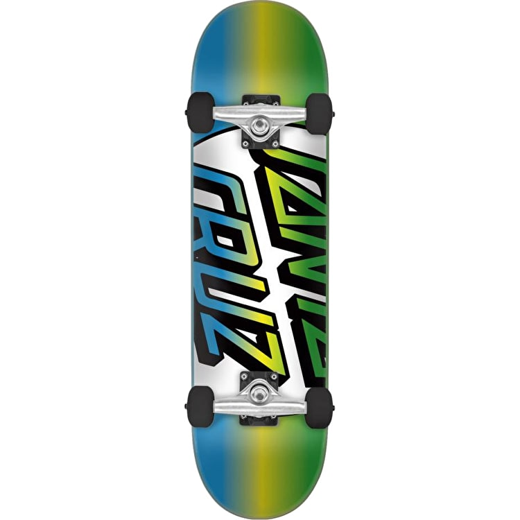 Santa Cruz Missing Dot Complete Skateboard - Multi 8.25""