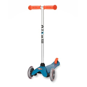 Micro Mini Micro Scooter - Teal/Orange