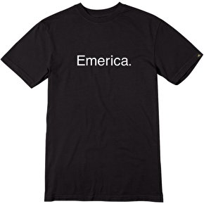 Emerica Pure Emerica T-Shirt - Black