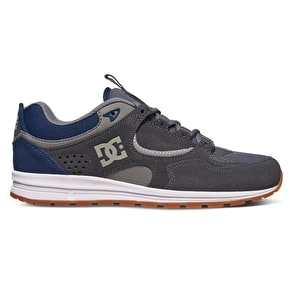 DC Kalis Lite Shoes - Grey/Blue/White