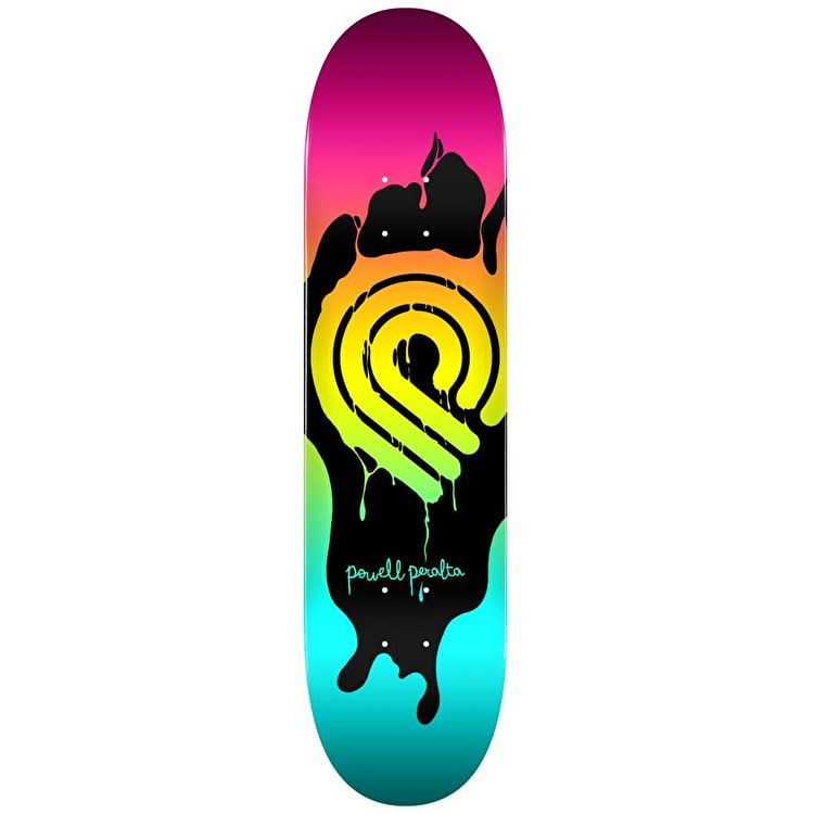 """Powell Peralta Triple P Colby Fade Skateboard Deck - 7.5"""""""