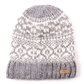 Barts Piave Beanie - Heather Grey