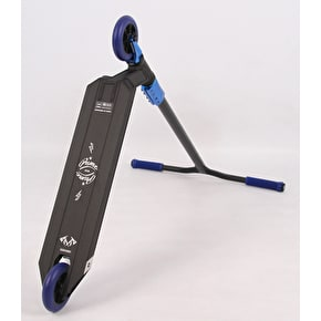 UrbanArtt x District Custom Scooter - Black/Blue