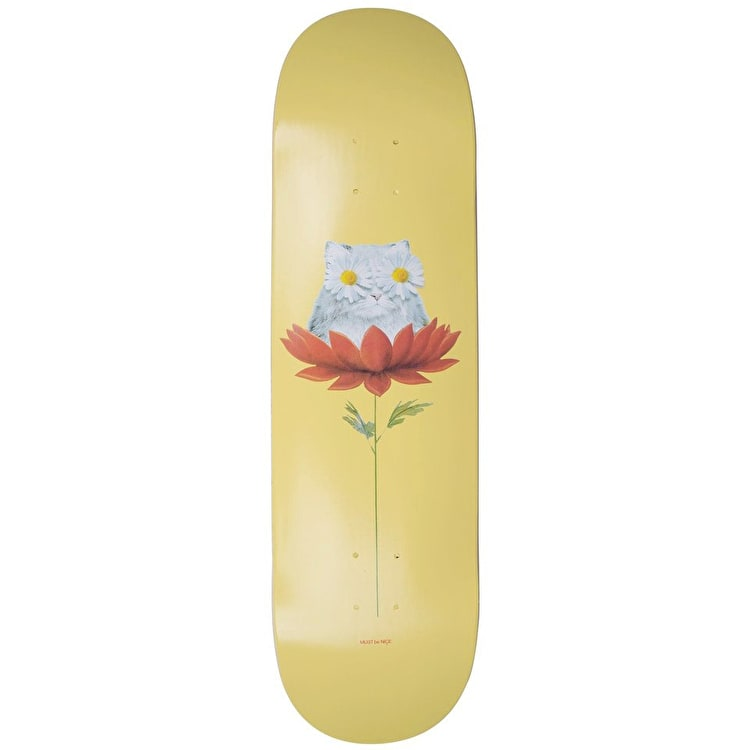 RIPNDIP Daisy Do Skateboard Deck - Yellow