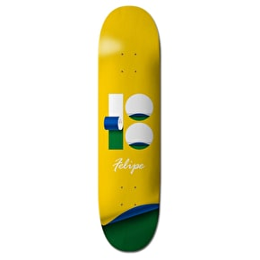 Plan B Skateboard Deck - Wrap Pro Spec Felipe 8.125''