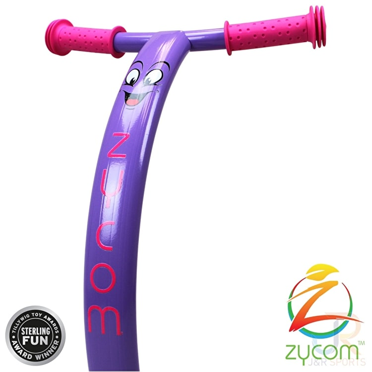Zycom Zipster Kids Complete Scooter - Purple/Pink