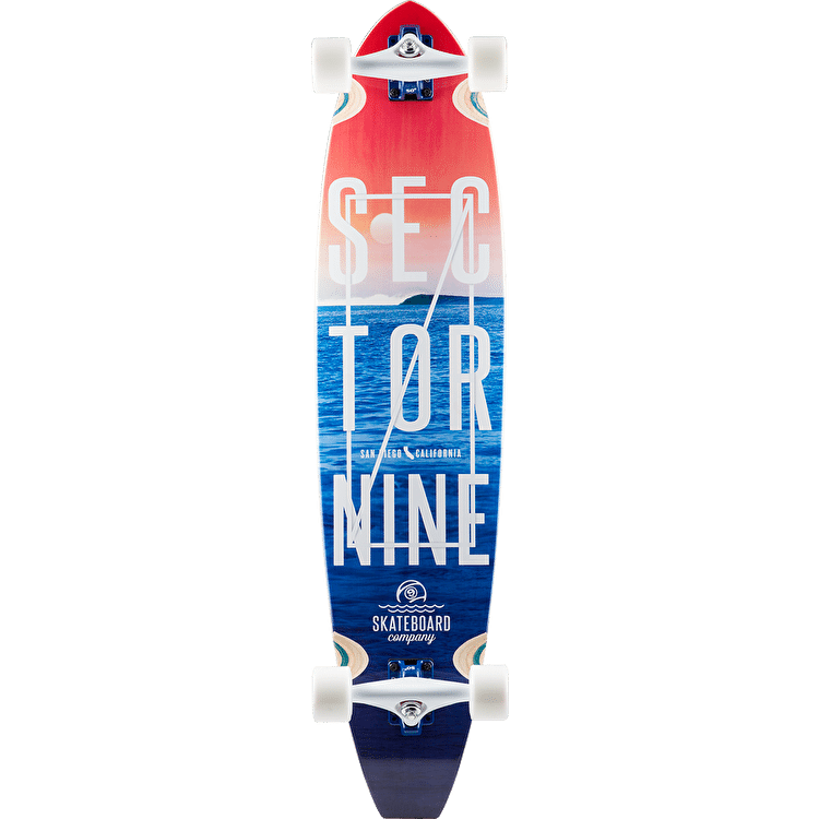 "Sector 9 Exposure Voyager 39.5"" Complete Longboard"