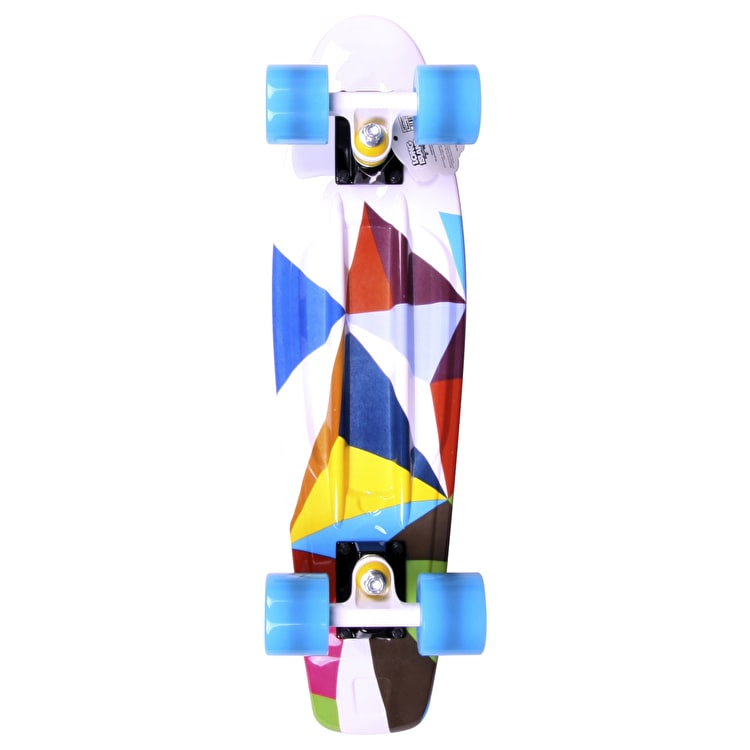 Long Island Buddy Print Cruiser - Future 22.5""