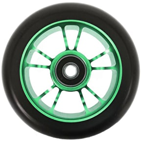 Blunt Envy 10 Spoke 100mm Scooter Wheel - Green
