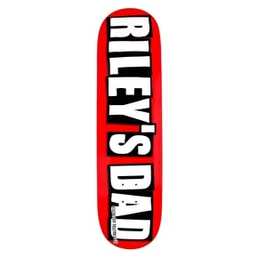 Birdhouse Riley's Dad Skateboard Deck - 8.25