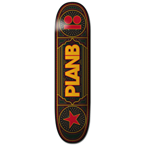 Plan B Skateboard Deck - Team Magic Carpet 8