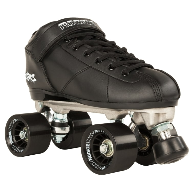 B-Stock Rookie Ruckus Roller Derby Quad Skates - UK 5 (Box Damage)