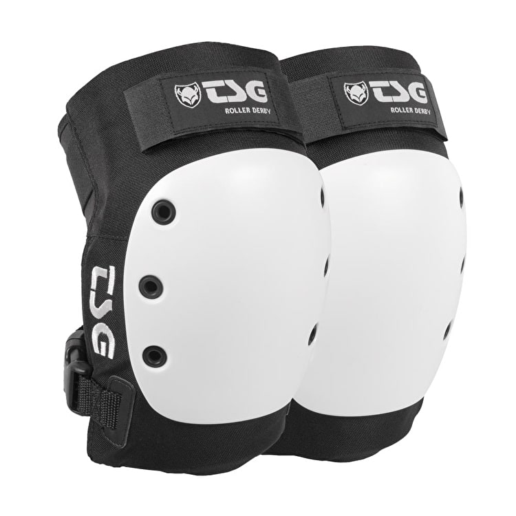 TSG Roller Derby 2.0 Knee Pads - Black