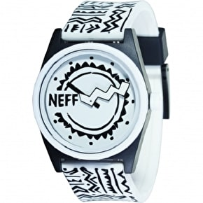 Neff Daily Wild Watch - White Zag