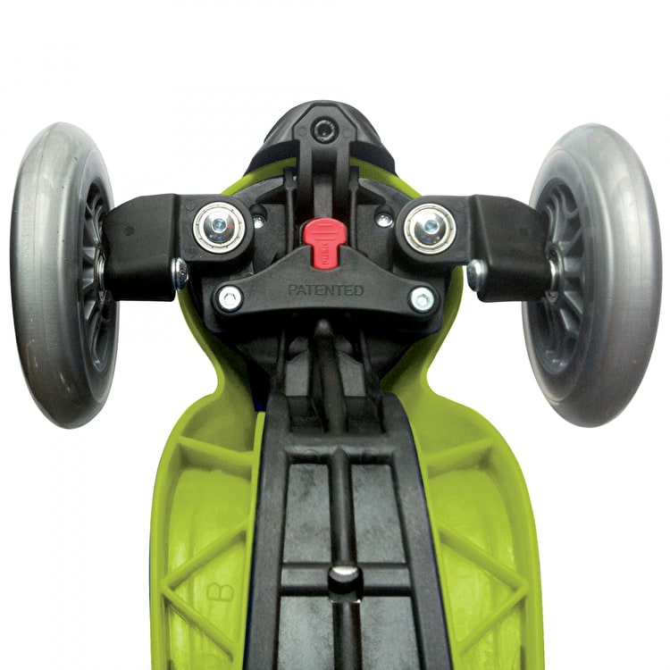 Globber Evo 5-in-1 Complete Scooter - Lime Green