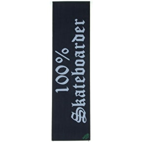 Hard Luck x MOB Grip Tape - 100% Skateboarder Logo (Large)